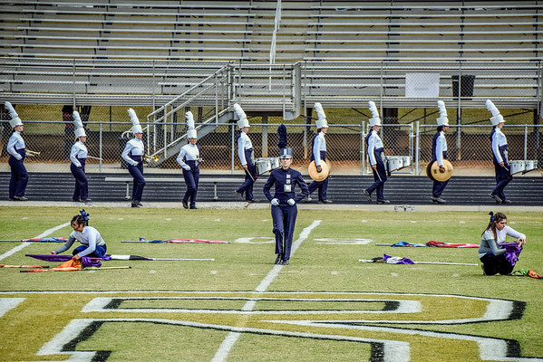 Band @ Rockmart Competition 10-15-16