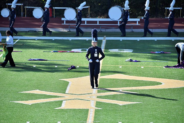 Band @ St Pius X Competition 10-29-16