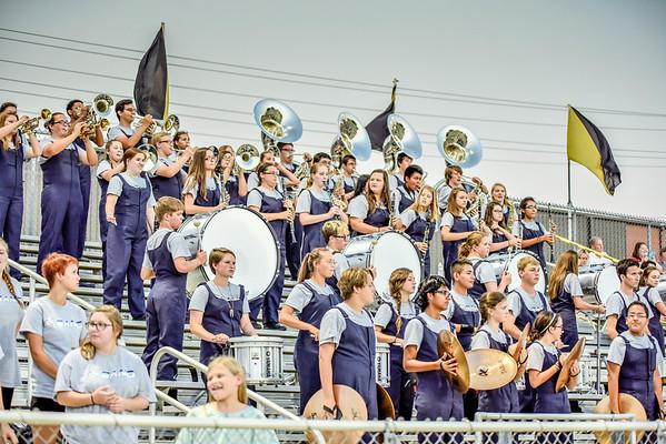 Band vs Calhoun 9-16-16