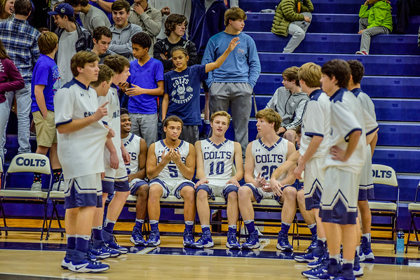 Varsity Boys vs Sonoraville 12-13-16