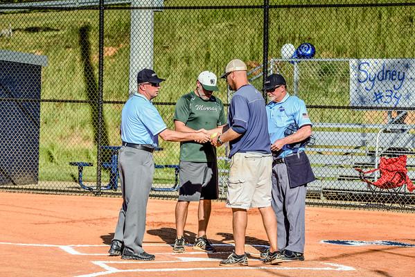 Creek Softball vs Murray 9-22-16