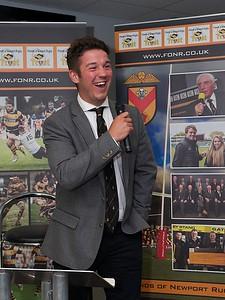 Players Awards presented by Matt O'Brien