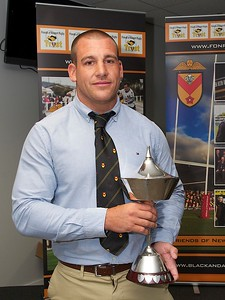 Rhys Jenkins - Player of the season