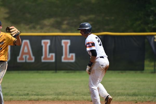 Varsity Baseball vs Highland 2017