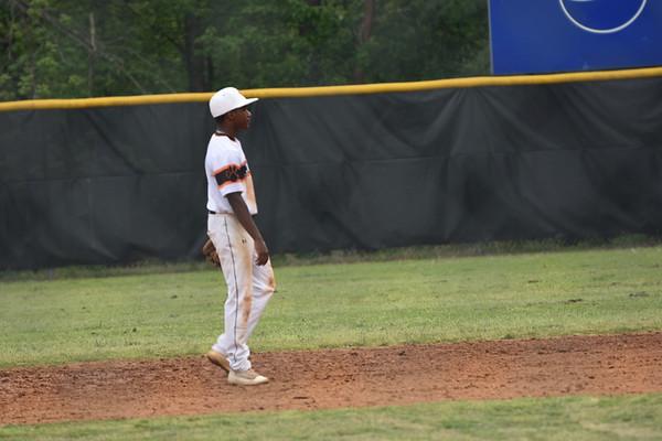 Varsity Baseball vs VES