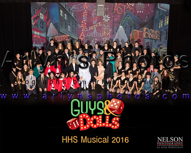 Musical Guys & Dolls