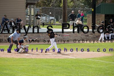 Hutch Baseball vs Orono