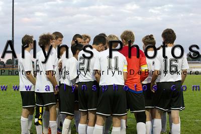 Boys Soccer vs New Prague