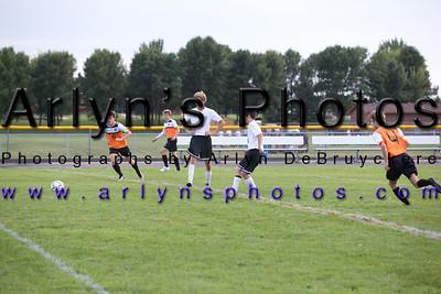 Hutch Boys Soccer vs Delano