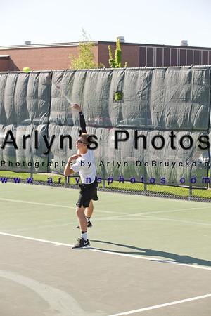Boys Tennis vs Southwest Christian