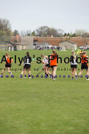 Hutch Girls Lacrosse vs St. Cloud Area