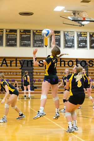 Hutch Volleyball vs Holy Family