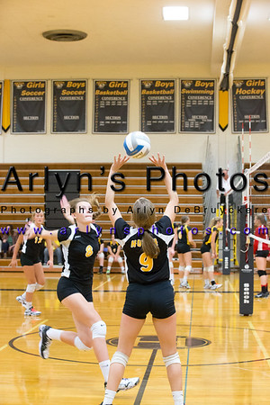 Volleyball vs Mankato West