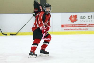 SEDMHA Tournament Vs Halifax Hawks
