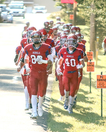 2016 Moose Lake/Willow River Football
