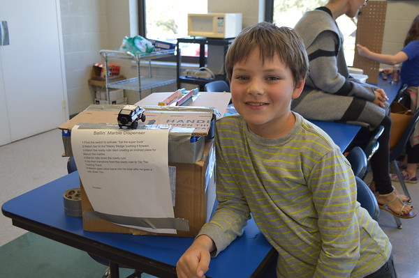 Fourth Grade Invention Convention