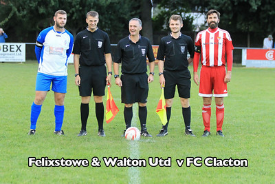 F C Clacton TN Premier League