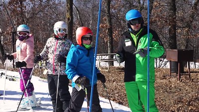 Family! Fun! Day on the Slopes!