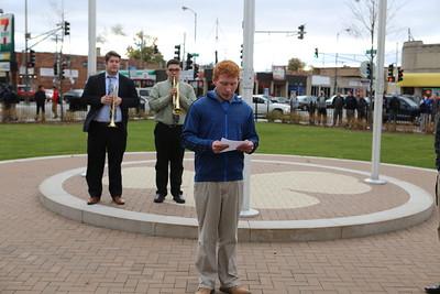 2016-11-11 Veterans Day Ceremony