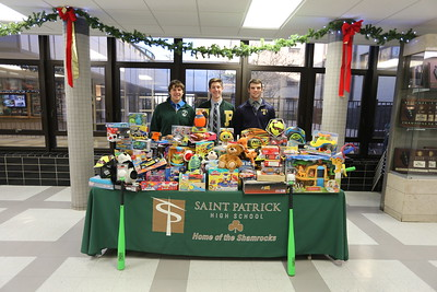 2016-11-30 Swimming Toy Drive