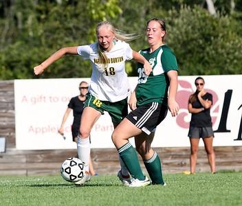 2016 BBA Girls Varsity Soccer vs STJ photos by Gary Baker