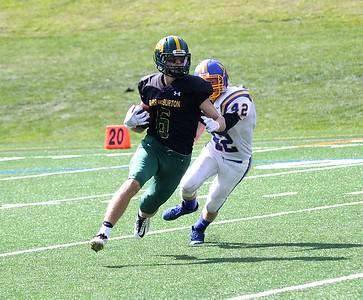 2016 BBA Varsity Football vs Milton photos by Gary Baker