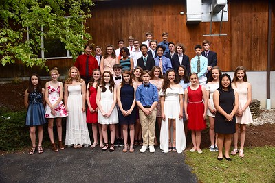 2017 LTS Moving Up Ceremony I photos by Gary Baker