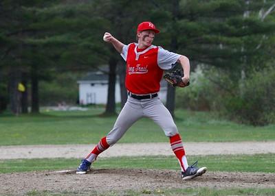 2017 LTS Varsity Baseball vs AMHS photos by Gary Baker