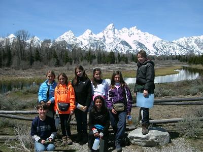 5th grade - Jackson Hole, Wyoming 2017