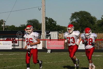 9th Football v Teays Valley