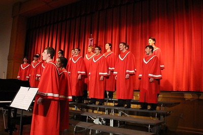 Concert Choir Homecoming Concert