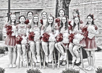 Winter Sports Team Picture Edits