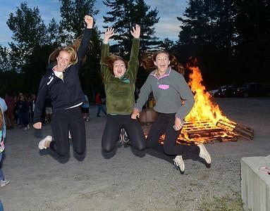BBA Spirit Week…Bonfire photos by Gary Baker