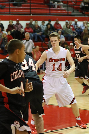 Boys Basketball v Circleville