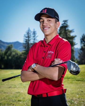Boys Golf Team Photos