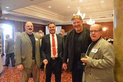 Jeff Schoch, Mark Hayes, Mark McCormick & Scott Mosher