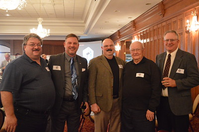 Tim Kuske, Ron Unkel, Jeff Schoch, Paul Kuske and Jeff Sugden
