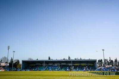 Eastleigh v Tranmere Rovers, Vanarama National League