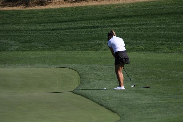 Girls' Golf League Finals