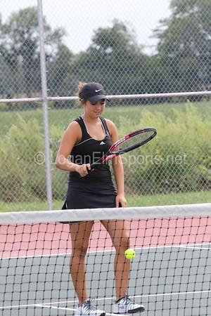 Girls Tennis v Miami Trace