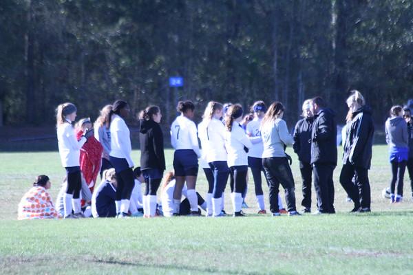 Girls Varsity Soccer 2016-17