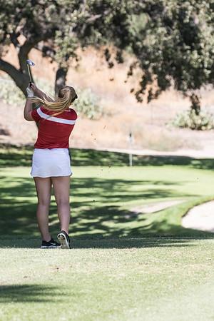JV Girls' Golf - League #1