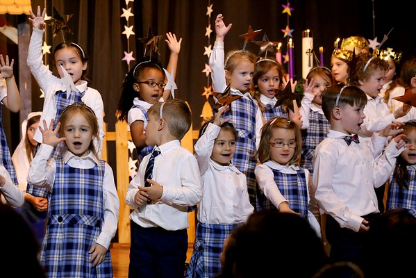 Lessons & Carols 2016 (Lower School)
