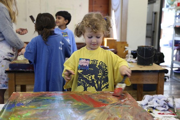 PreK-3 in Cade for Art