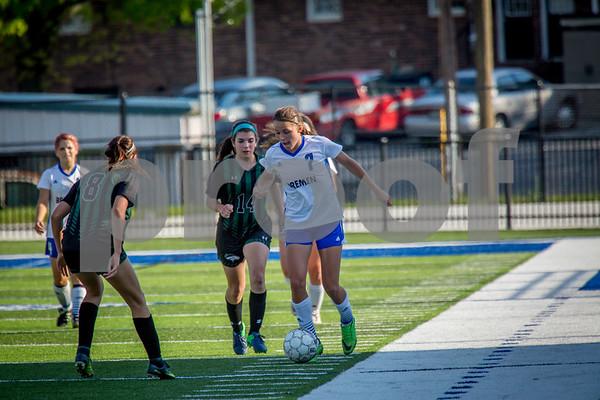 2017 BHS Girl's Soccer vs Kennesaw Mountain