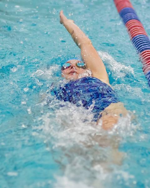 2017 BHS Swimteam Boundary Waters