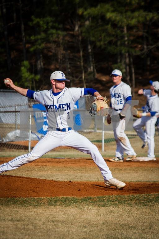 2017 BHS Varsity Baseball vs Adairsville