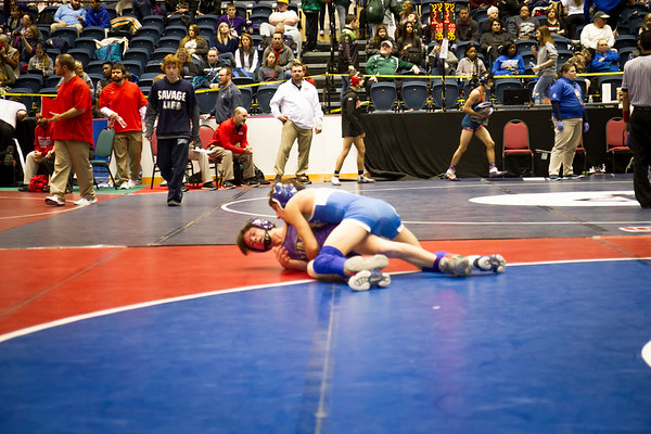 2017 Wrestling - Traditional State