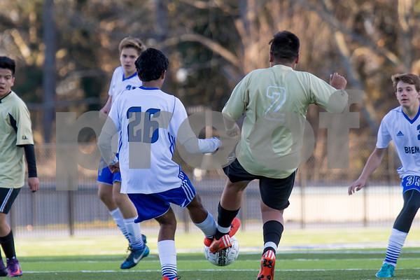 2107 BHS JV Soccer vs Calhoun
