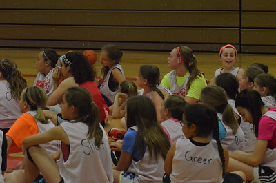 Girls' Summer Basketball Camp